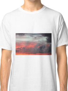 Clouds At Sunrise Classic T-Shirt
