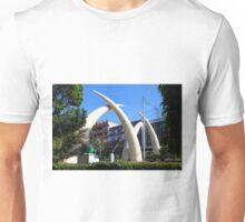 Ivory Avenue in Mombasa, Kenya Unisex T-Shirt