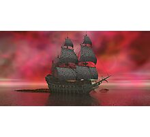 Mariner's Nemesis - Flying Dutchman Photographic Print