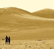 Living in the Desert by jmato