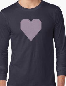 Pastel Purple  Long Sleeve T-Shirt