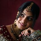 Wedding Portrait by RajeevKashyap