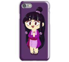 Purple Spirit Medium iPhone Case/Skin