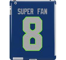 SUPER FAN - 8 iPad Case/Skin