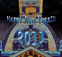 happy new year by vigor