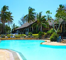 Diani Beach Resort in Mombasa, Kenya by Atanas Bozhikov Nasko