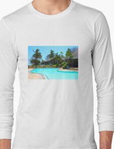 Diani Beach Resort in Mombasa, Kenya Long Sleeve T-Shirt