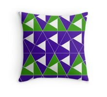 Abstract Pattern 172C Throw Pillow