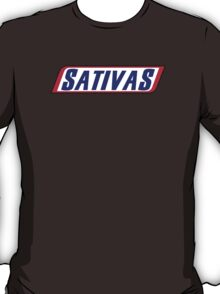 Sativas  T-Shirt