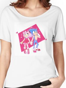 Sonamy Love Women's Relaxed Fit T-Shirt