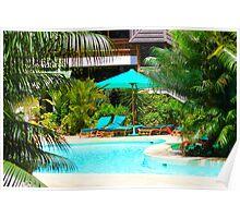 Travellers Club Resort in Mombasa, KENYA Poster