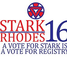Stark Rhodes '16  by monstarr98