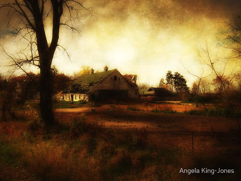 Urban decay by Angela King-Jones