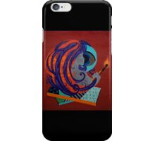 The Power & Fire of Woman's Will iPhone Case/Skin