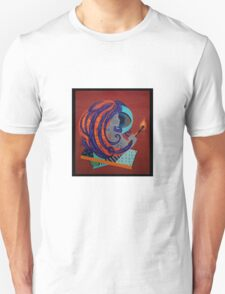 The Power & Fire of Woman's Will T-Shirt