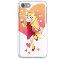 Zooey Tails' Crush iPhone Case/Skin