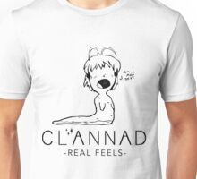 Clannad -Real Feels- Unisex T-Shirt