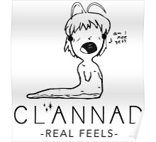 Clannad -Real Feels- Poster