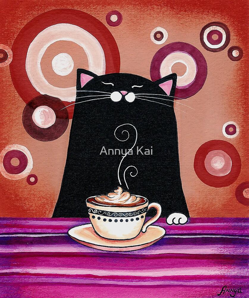 Joy of Coffee by Annya Kai