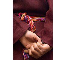 Ladakh, India: Interlocked Photographic Print