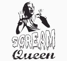 Scream Queen Retro  by zombie1