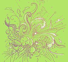 Sea Sick  by Lucy Corrina by lucycorrina