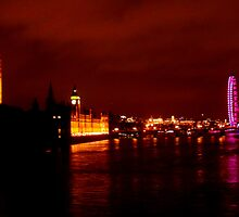 London Lights by juleslond