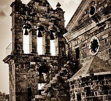 "The Bells of St Nicholas ""tou Molou""  (of the Quay) by tarsia"