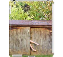 shed iPad Case/Skin