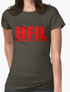 HFIL Dragonball Tee Womens Fitted T-Shirt