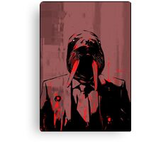 Hotline Miami Earl  Canvas Print