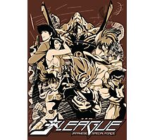 ANIME J-LEAGUE | JAPANESE SPECIAL FORCE Photographic Print