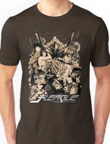 ANIME J-LEAGUE | JAPANESE SPECIAL FORCE Unisex T-Shirt