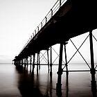 Saltburn Pier by PaulBradley