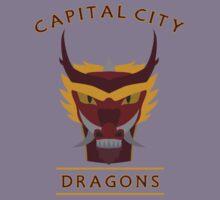Capital City Dragons Kids Tee