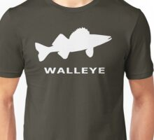 WALLEYE. JUST WALLEYE Unisex T-Shirt
