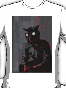 Hotline Miami Rasmus Design T-Shirt