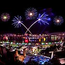 Cincinnati, Fireworks by Jeff Cochran