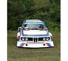 BMW CSL Photographic Print