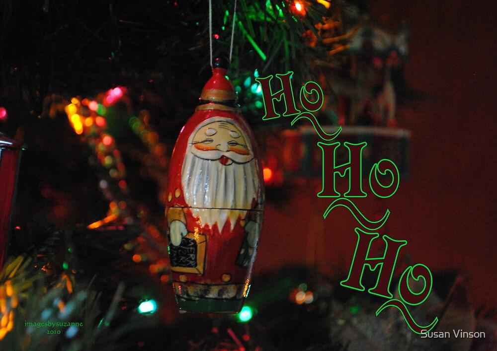 Ho Ho Ho by Susan Vinson
