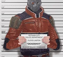 Suicide Squad - Deadshot by Shy-Guy