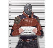 Suicide Squad - Deadshot Photographic Print