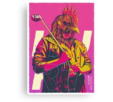 Hotline Miami: Richard  Canvas Print
