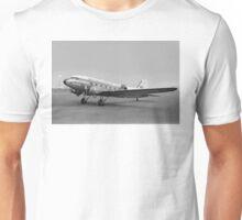 BEA DC-3 Dakota III G-AHCX Unisex T-Shirt