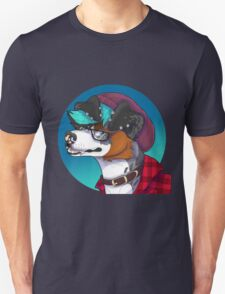 Australian Sheep Dog - by CCwolfie T-Shirt