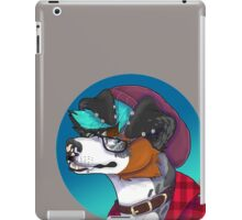 Australian Sheep Dog - by CCwolfie iPad Case/Skin