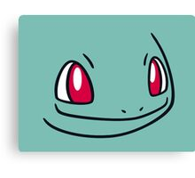 Pokemon - Bulbasaur Canvas Print