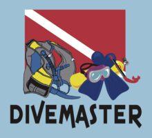 SCUBA Divemaster Kids Tee