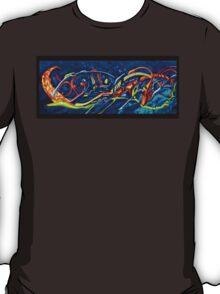 California Nuclear Seafoam  T-Shirt