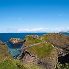 Carrick-A-Rede Rope Bridge, Northern Ireland by laurawhitaker